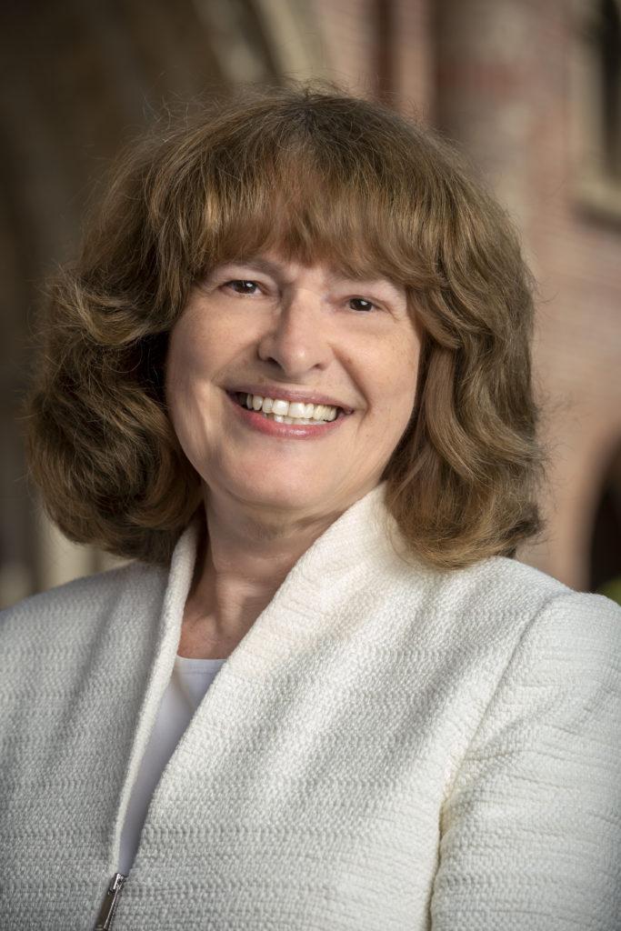 USC Interim Provost Elizabeth Graddy