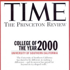 1999 Time Magazine And The Princeton Review Name Usc College Of Year 2000 In Recognition Its Outstanding Community Service