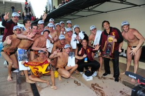 USC Men's Water Polo wins sixth NCAA championship in a row