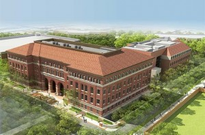Michelson Center Rendering