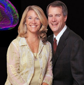 Mark and Mary Stevens