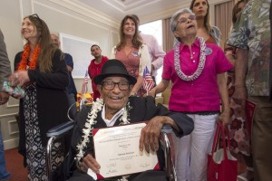 Alfonso Gonzalez, USC's oldest graduate